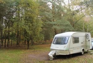 caravan north wales