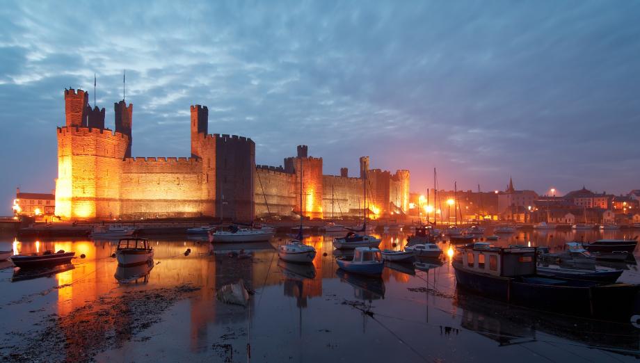 An Exciting Insight into 1295 at Caernarfon Castle