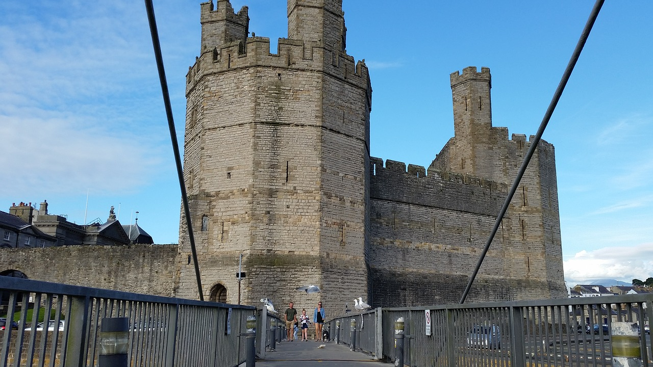 Local Attractions: The Castles of North Wales