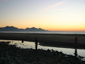 Evening Horizon