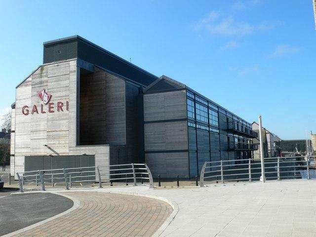 Actor Rhys Ifans Opens New £4million Cinema Extension at Galeri Caernarfon