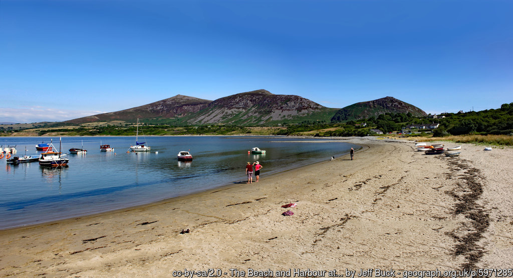 Popular Places to Visit Whilst Exploring the Llyn Peninsula